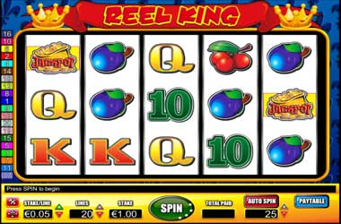 william hill online casino reel king